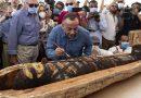 2600 Yılllık Mumyaların Olduğu 59 Antik Lahit Bulundu