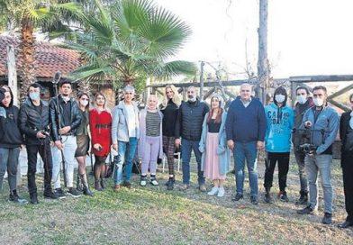 Antalya Döşemealtı Film ve Klip Çekimlerinde Plato Oldu
